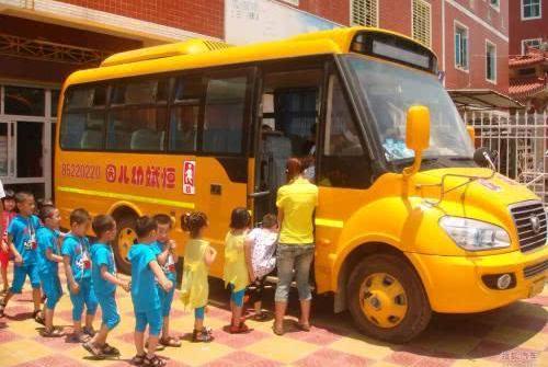 幼儿园校车保养;基本性能与维修保养的关系