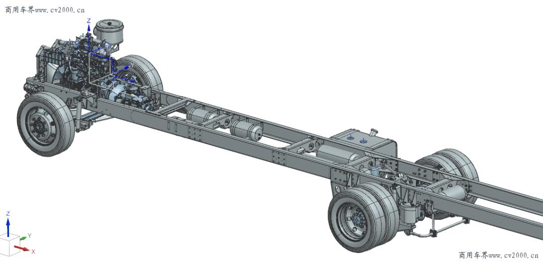 中通客车:推出国内首款空气悬架校车
