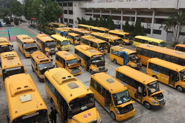 海南:县级校车运营5种模式获支持 政府可补贴社会车辆