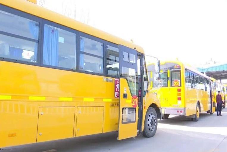 济宁高新区主动对接为校车审验开辟绿色通道