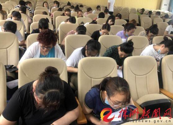 湖南株洲:石峰区开展校车随车照管员持证上岗培训