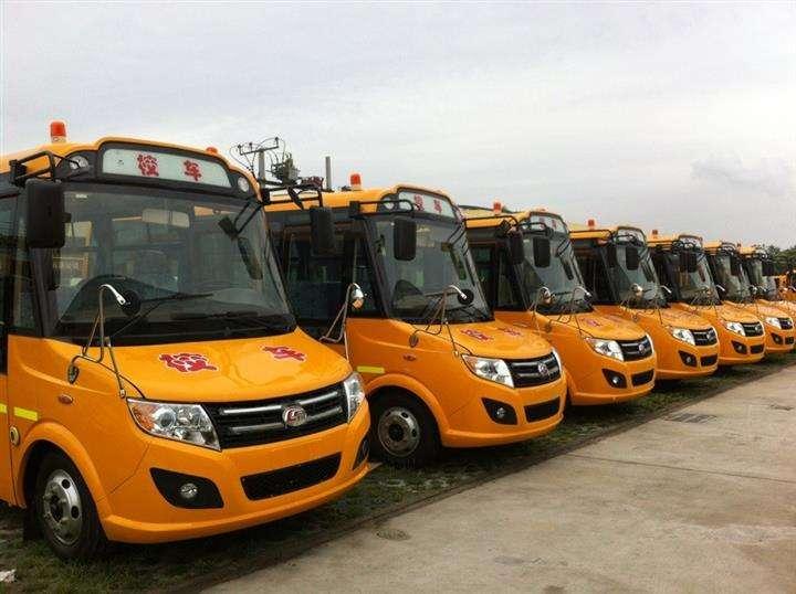 七进宣传   大庆市公安局交警支队萨尔图大队召开校车安全管理工作会议