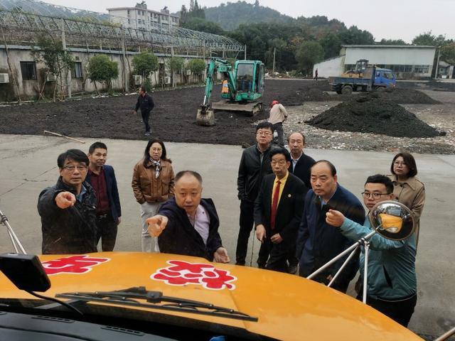 绍兴:内蒙古自治区代表团莅临上虞考察校车智能防碰撞安全系统