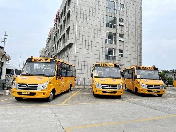 溧水80辆校车完成实时监控2.0版改造