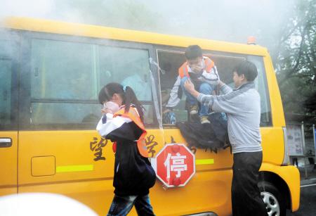 一场车祸引发的思考 为中国校车正名