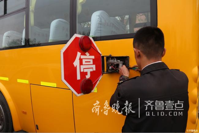 青岛:黄岛有位80后校车司机,酷爱钻研获国家专利