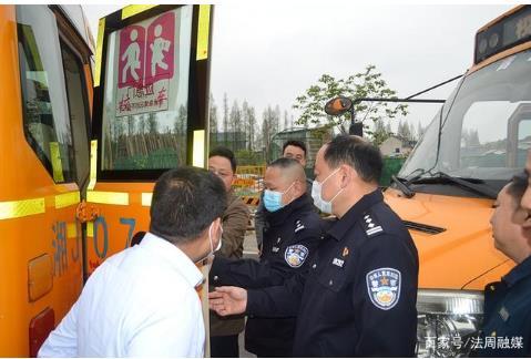 常德交警二大队:联合多部门排查校车安全隐患 全力护航复工复学
