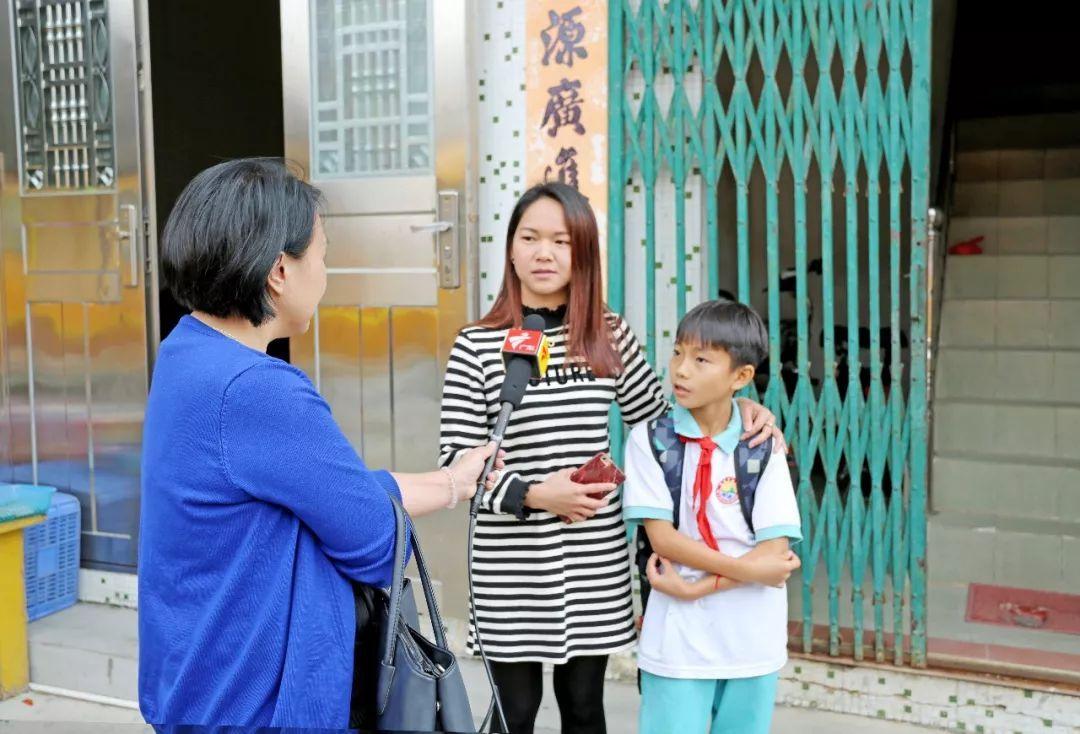 江门:政府购买资源,台山实施校车接送保障学生安全