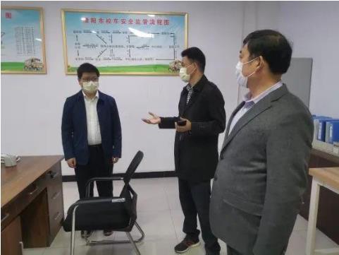 溧阳市教育局开展学前校车安全工作专项检查