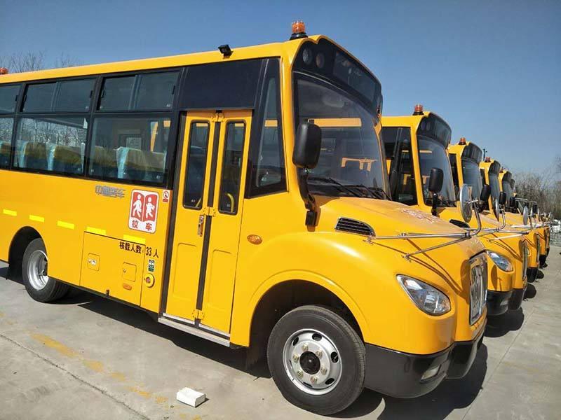 海口出台校车安全管理试行办法 保障学生人身安全