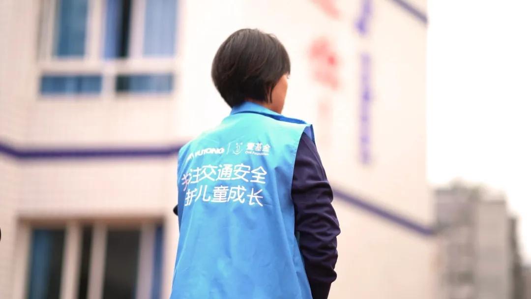志愿者篇:孩子的笑脸,让我停不下来!