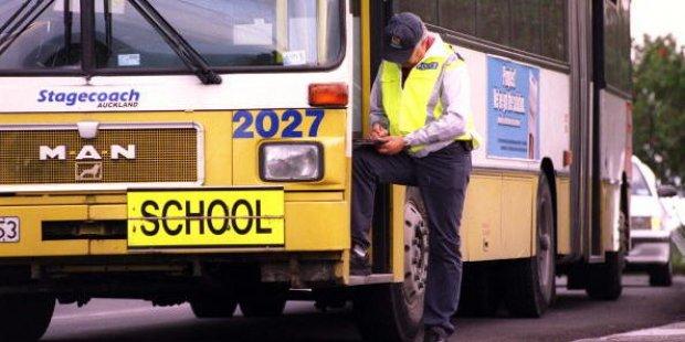 奥克兰中区校车网络大调整,下周一正式开始!