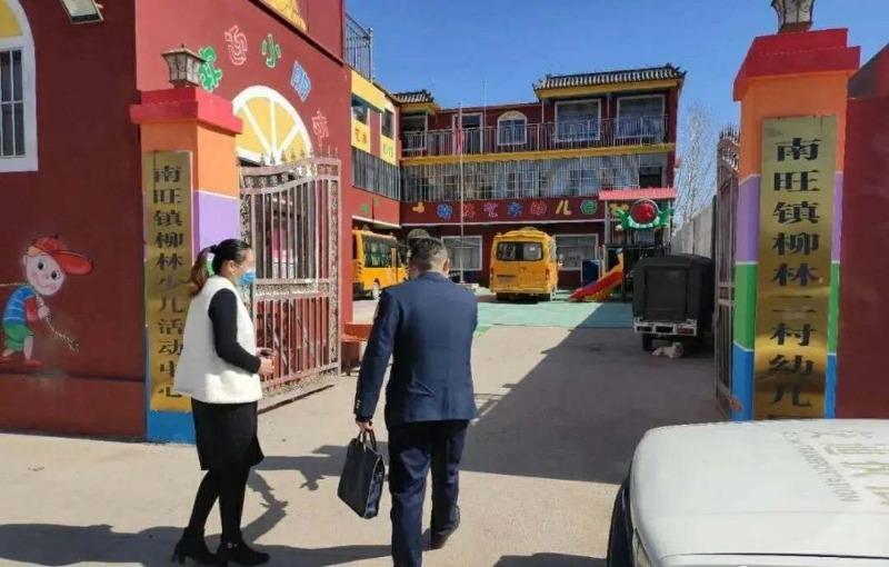 汶上交通局组织勘察有关校车线路 为开学做好准备