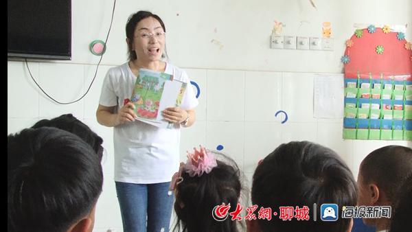 松林镇中心幼儿园教师张秀:关爱留守儿童 让他们不再孤单