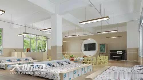 泸州江韵幼儿园开建 将提供360个学位