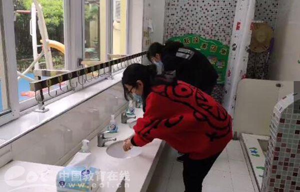 实景演练,助力开学 杭州市星辰幼儿园开展一日生活疫情防控演练活动