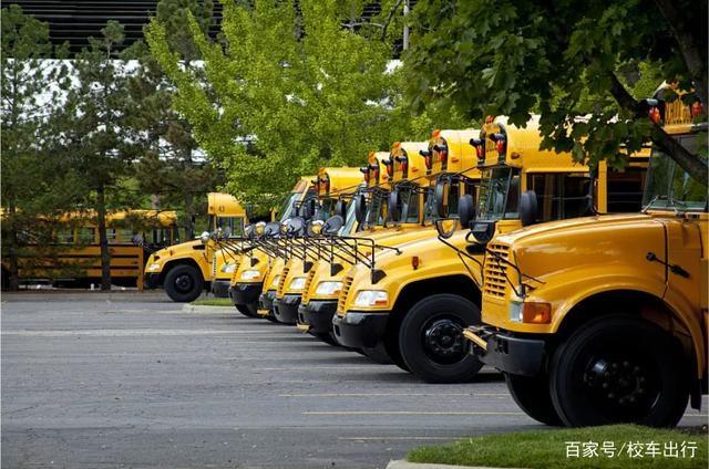 """""""智慧校车系统""""先进的学生安全保障"""