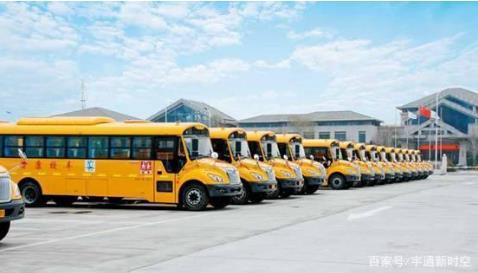 """专业校车如何提升运营效率?——""""错时共用""""的校车模式"""