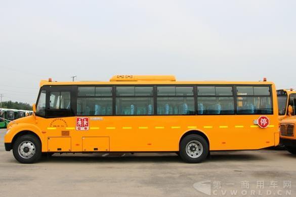 """宁夏为校车安全管理套上""""紧箍咒"""